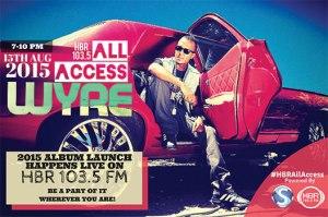 hbr-wyre all access