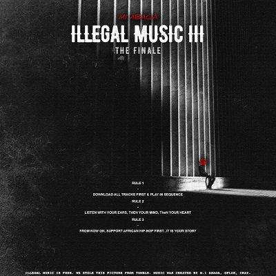 M.I-Abaga-–-Illegal-Music-3-Mixtape-Full-Album-Download