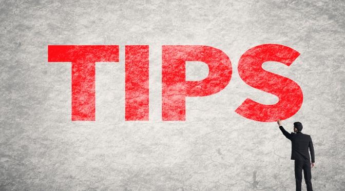 tips diy