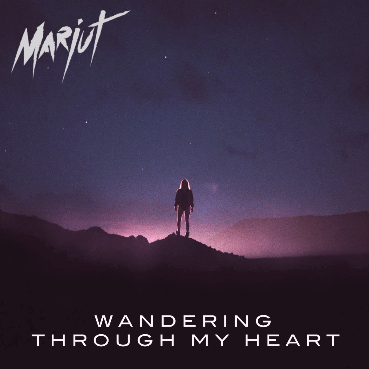 "Listen to ""Wandering Through My Heart"" by Marjut"