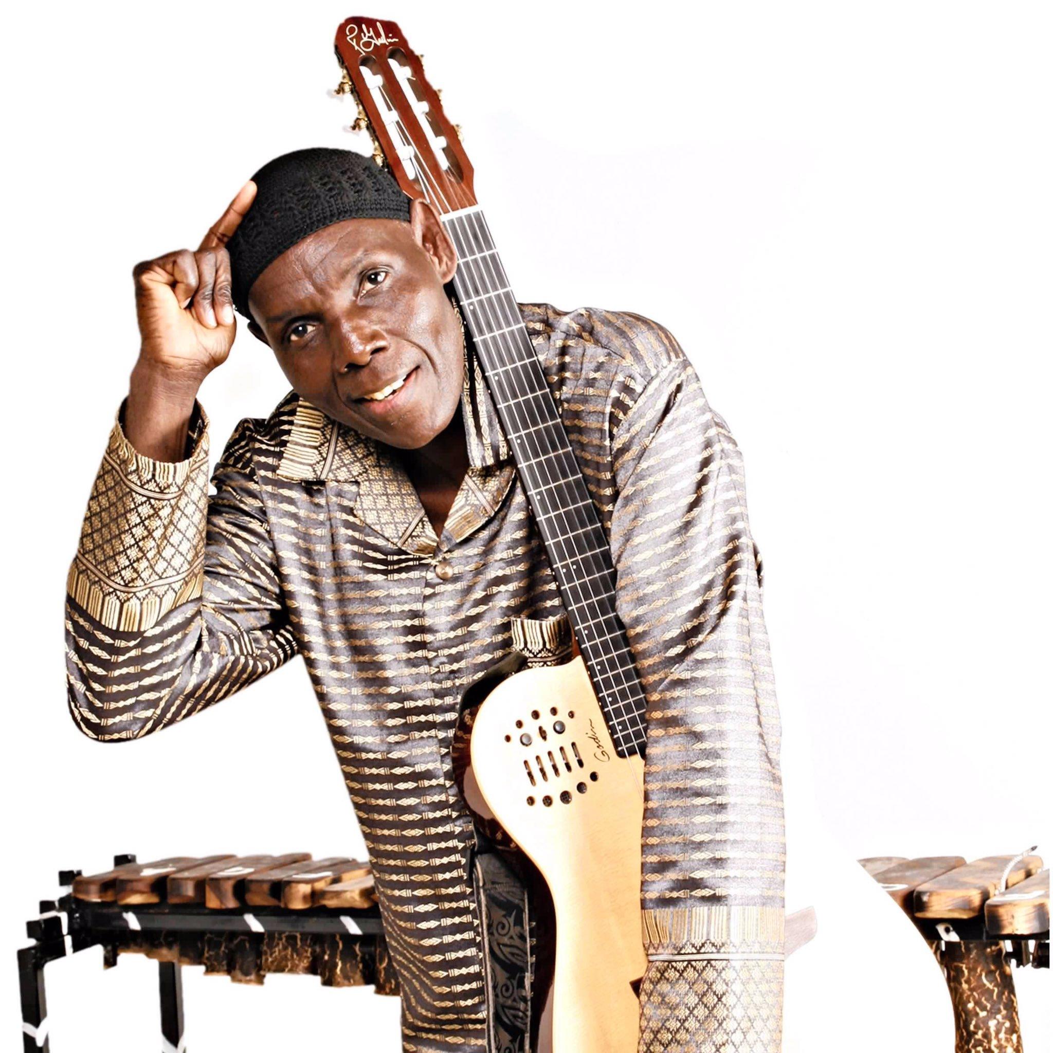 Oliver Mtukudzi dies at 66