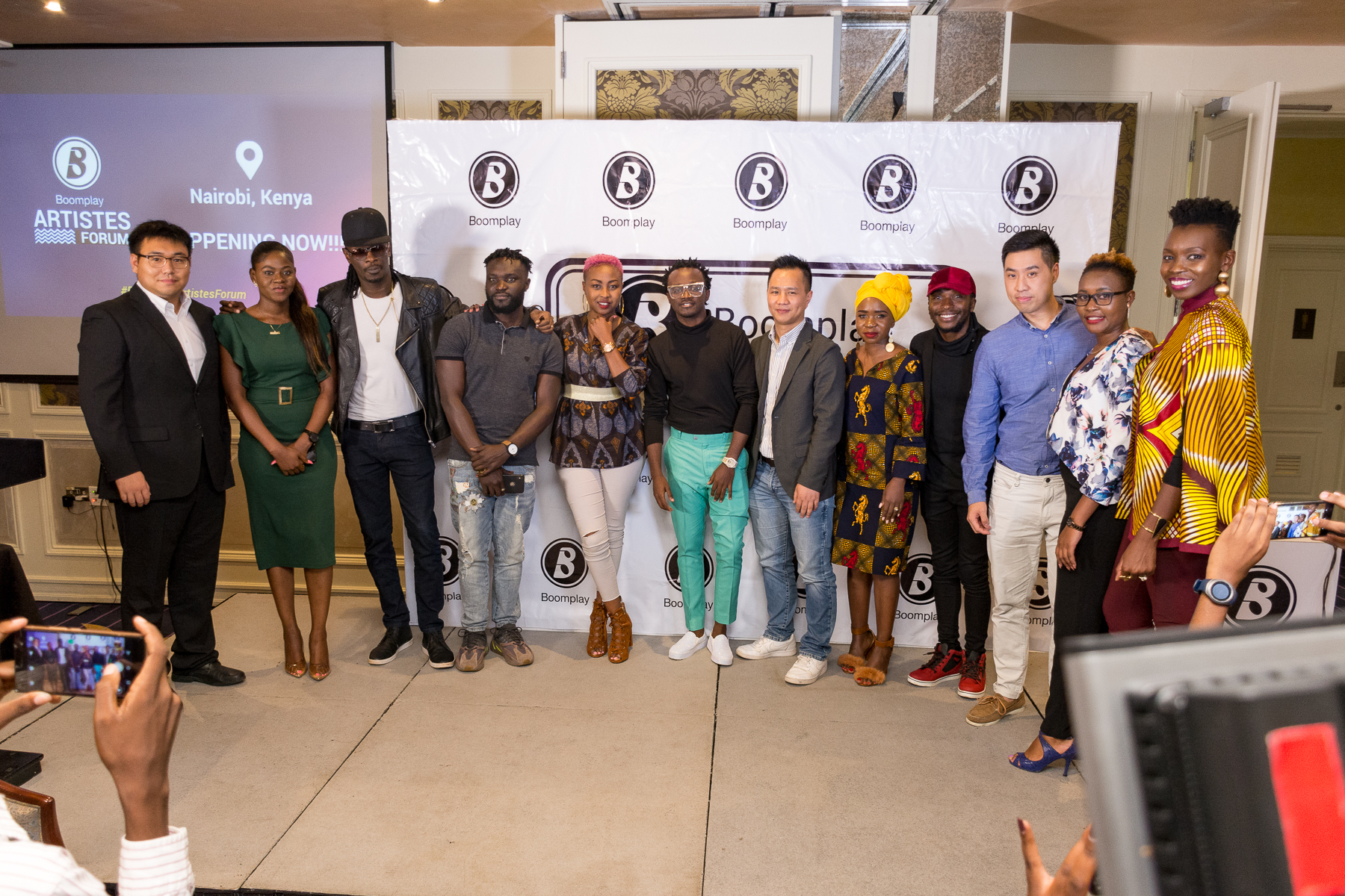 Boomplay to invest $1 million into Kenyan music industry, the company announces