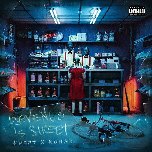 Krept & Konan's Revenge Is Sweet album imminent, watch new Krept freestyle