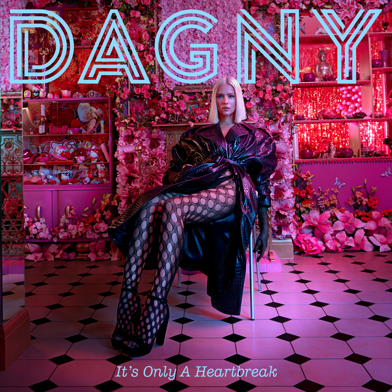 """Dagny drops new single, """"It's Only A Heartbreak"""""""