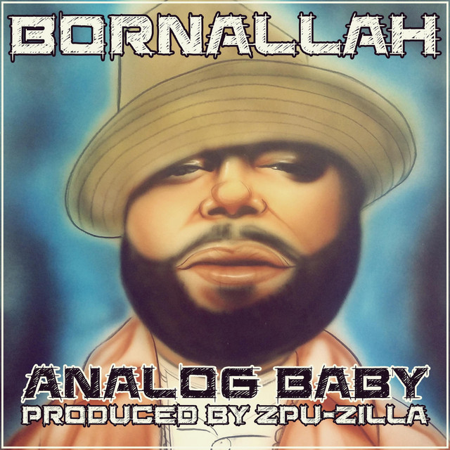 """Born Allah features Rakaa of Dilated Peoples in new song, """"Jabril (Let the Horns Blow)"""""""